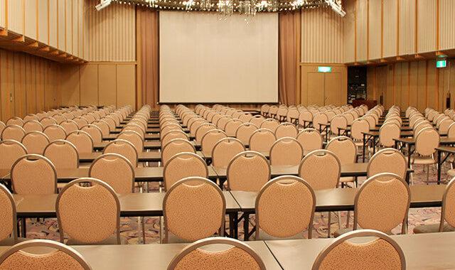 大会議室「銀河」
