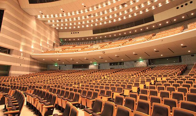 広島文化学園HBGホール座席イメージ1