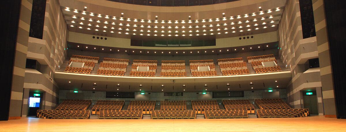 広島文化学園HBGホール座席イメージ2