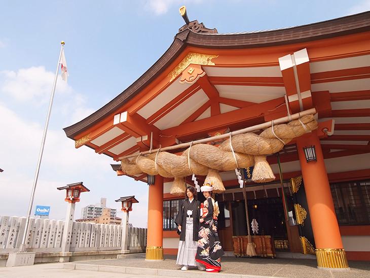 住吉神社式